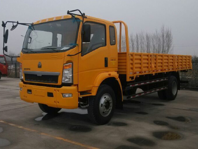 HOWO 4X2 LIGHT TRUCK CARGO TRUCK 1 TONS TO 16 TONS