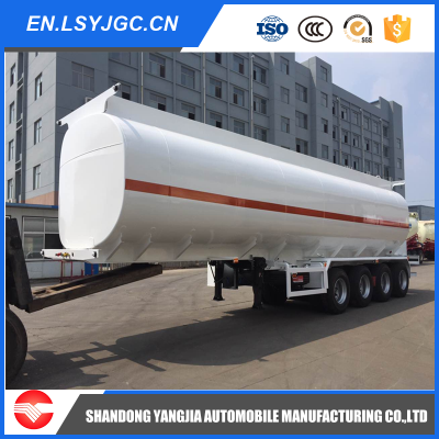 Fuel Tanker Semitrailer With Factory Price