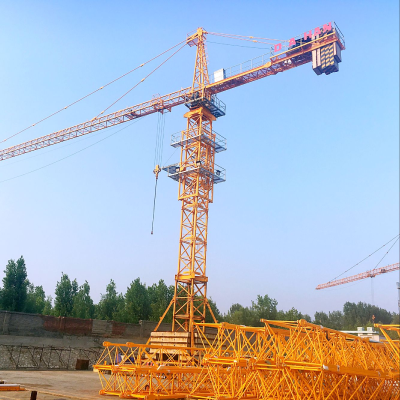 QTZ250(7032  12T)  Top Kit Tower Crane with Factory Price
