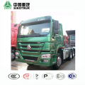 HOWO 6X4 Trailer Head Tractor Truck Price