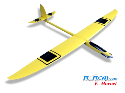 Hornet-2m motor rc aircraft of rcrcm
