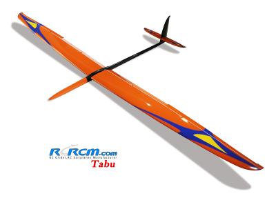 Tabu-3m  rc plane X tail of RCRCM