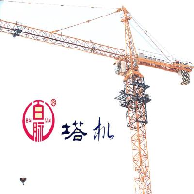 Tower Crane QTZ80(TC5510)