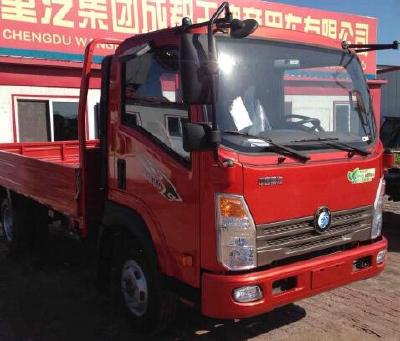 Sinotruk CDW 5T single cargo truck