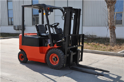 CPD20C Battery Powered Forklift Truck