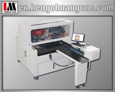 6 sides CNC Drilling/Boring Machine