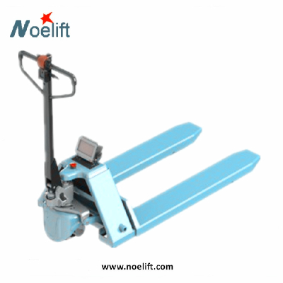 foods scale 1500kgs Semi Electric Pallet Jack price