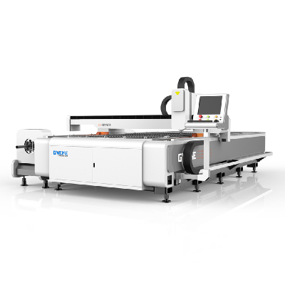 CNC pipe plate dual-use fiber laser cutting machine
