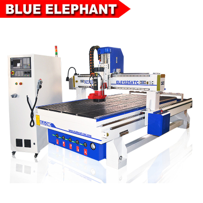 ELE-1325 ATC woodworking cnc router for engraving woodworking
