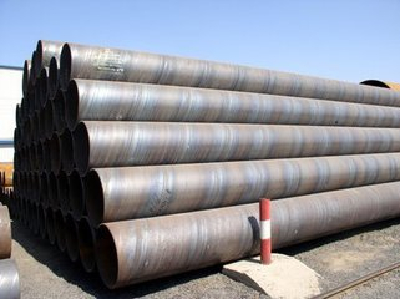 Large supply of Q235B GB9711 combustible fluid conveying screw steel tube