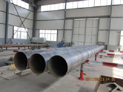 Large supply of Q235B SY5037 fluid conveying screw steel tube