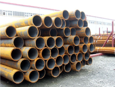Large supply of 20 # hot-rolled thick wall seamless steel tube