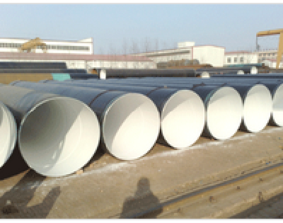Large supply of 2 PE / 3 PE anticorrosive steel pipe