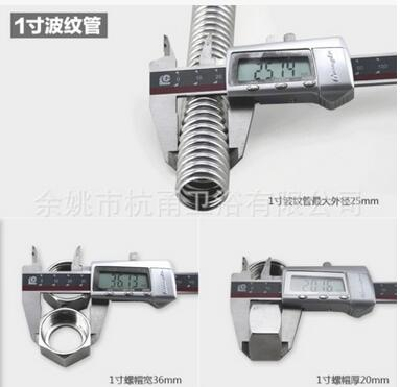 Factory Direct 304 stainless steel bellows heater inlethosestainlesssteel bellows solar