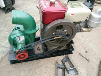 Diesel rotating 6-inch agricultural pumps