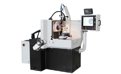Beijing Deming nano BT-150H pneumatic type diamond tool grinding machine