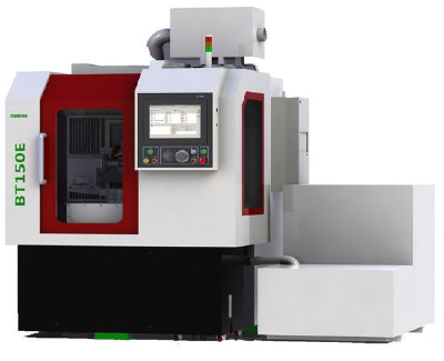 BT-150E five axis CNC tool grinding machine - Design for super hard tooland cutter grinding