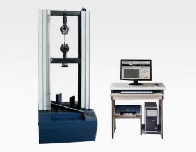 Metal bending test machine