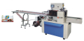 By setting the film automatic packing machine