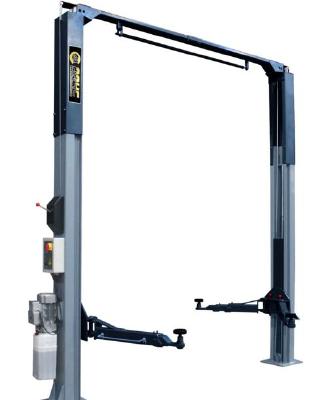 AA4C 8 fold profile 2 post car lift