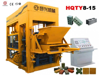 Paver block machine interlock brick machine concrete block machine line