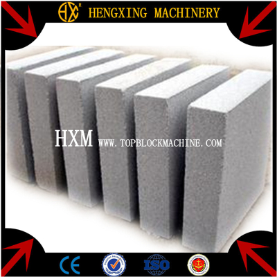 Chinese supplier CLC foam blocks making machine for cellular lightweight concrete blocks production line