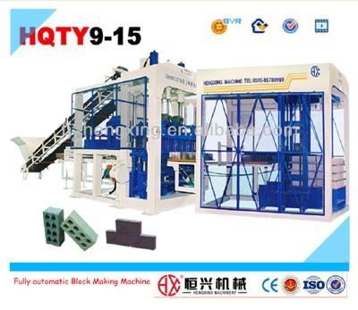 Concrete Block making machine price hollow block machine for sale paver block machine price