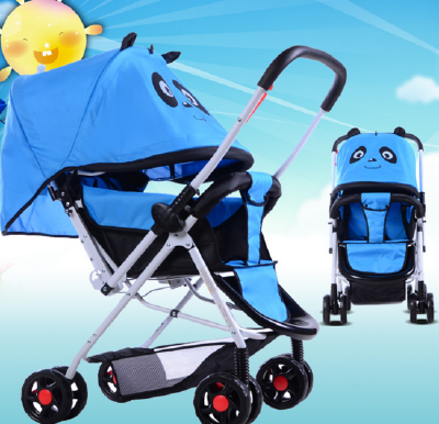 Can take the baby carriage