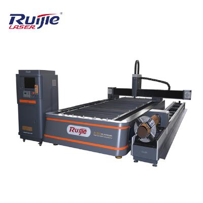 1500W 1530 CNC pipe fiber laser cutting machine