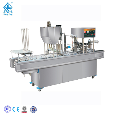Mineral water filling and sealing machine cup, water cup filling machine, Pure Water Filling Machine