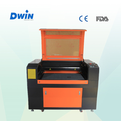 DW 9060 CO2 laser engraving machine for nonmetal materials