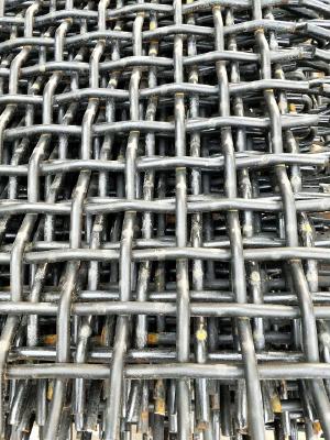 Manganese steel screen mesh