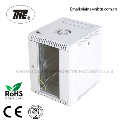 10inch Wall Mount Cabinet for Simple Servers Management