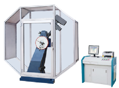 Impact Testing Machine For Instrumented Metal Pendulum JB-H