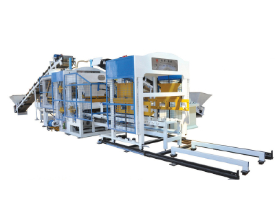 WDQT10-15 brick making production line