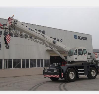 30 ton crane/ 30t truck crane/ 30T rough terrain crane