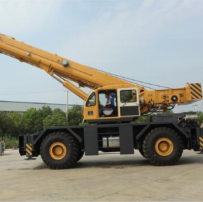 50 ton truck crane/ rough terrain crane 50T