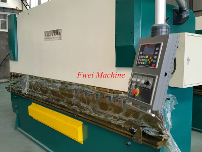 125T 3200 Brake Press Machine for Sheet Metal