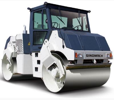 SINOMACH Hydraulic Double Drum Vibratory Roller LDD212H