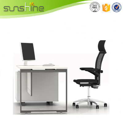 2016 Guangzhou Sunshine Modern Staff Desking CustomizedCommercialFurniture Executive Office Table Design