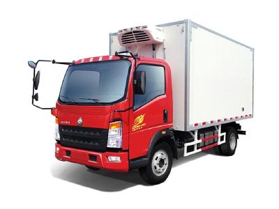 light truck -refrigerated truck