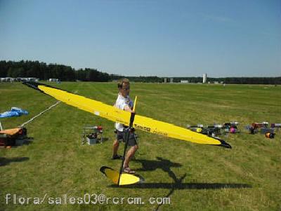 Tango-3m F3B rc plane of rcrcm