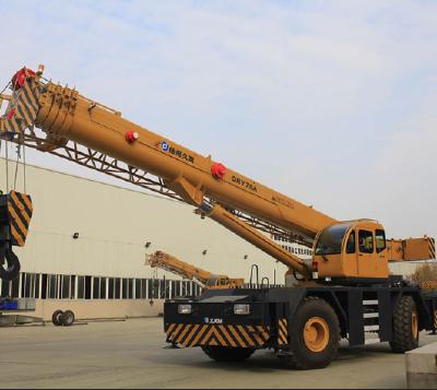 70 ton rough terrain crane/rough terrain crane QRY70/RT crane 70t