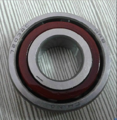 high precision wokost brand angular contact ball bearing 7003AC