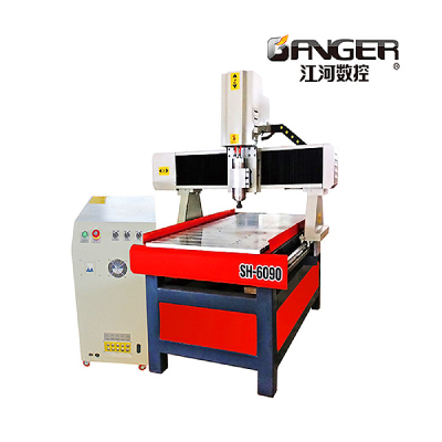 Small Advertising Machine Acrylic CNC Router Machine
