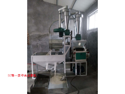 Steel grinding machine 2