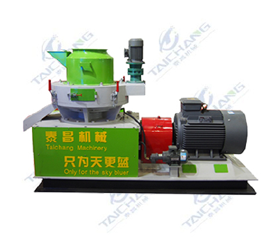 Biomass pellet machine