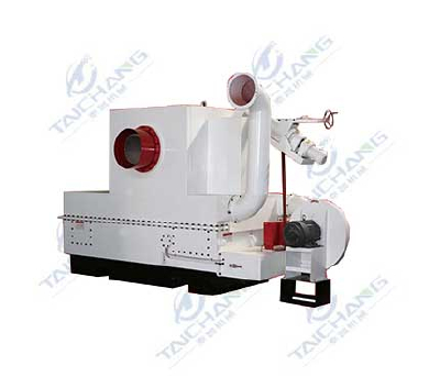 Biomass burning machine