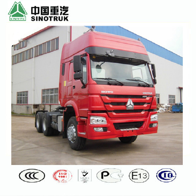 SINOTRUK HOWO 6X4 Tractor Truck For Sale Low Price