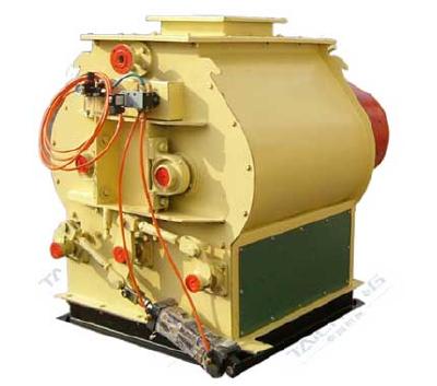 Dual-axis mixer